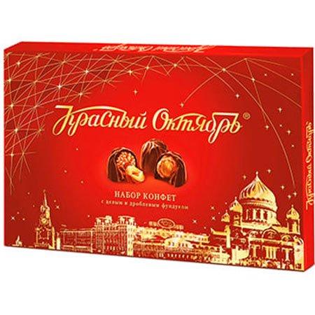 Конфеты набор Красный Октябрь 200 г