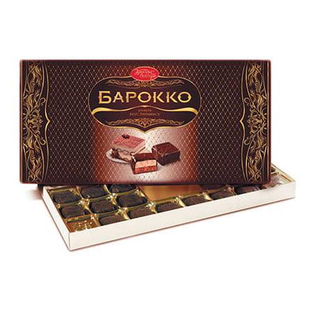 Конфеты набор Бабаевский Барокко вкус тирамису 300 гр.