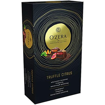Конфеты O`Zera Truffle Citrus 220г.