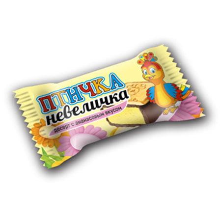 """Конфеты """"Птичка Невеличка"""" с ананасовым вкусом экран"""