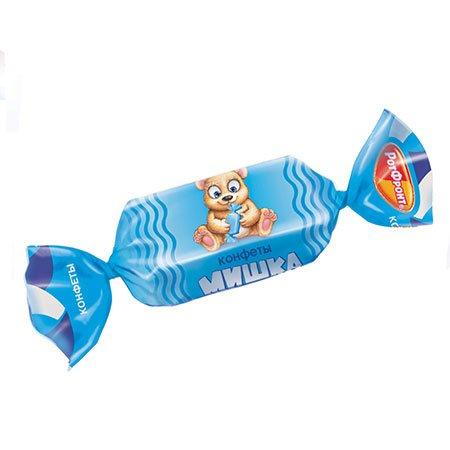 Конфеты Мишка со сгущёнкой 1кг
