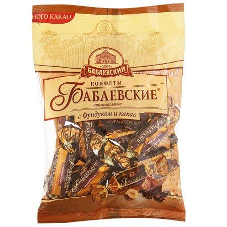 Конфеты шоколадные Бабаевские Оригинальные, 250 гр.