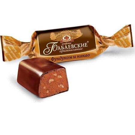 Конфеты шоколадные Бабаевские Оригинальные, 1 кг.