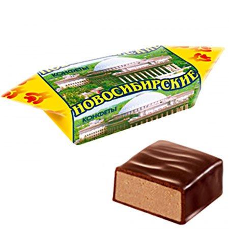 Конфеты «Новосибирские» весовые ШФН 1 кг.
