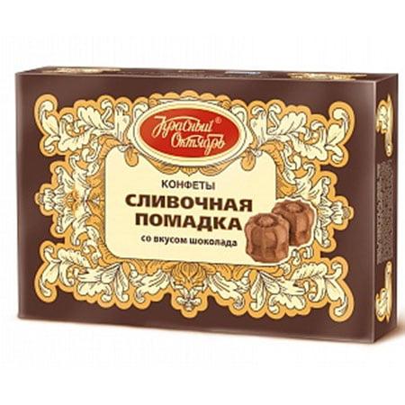 Конфеты набор Сливочная помадка со вкусом шоколада 250г