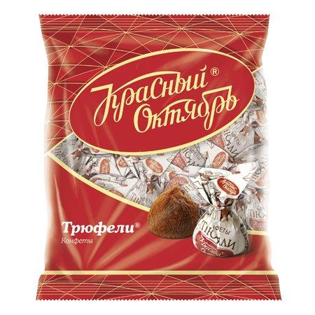 Конфеты Трюфели фасованные, 250 гр.
