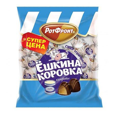 Конфеты Ёшкина коровка Супер сгущенка 250гр