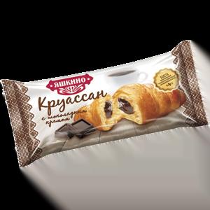 Круассан Яшкино Шоколадный крем