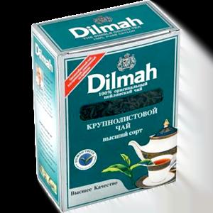 Чай Дилма (Dilmah) Крупнолистовой чёрный 100гр.