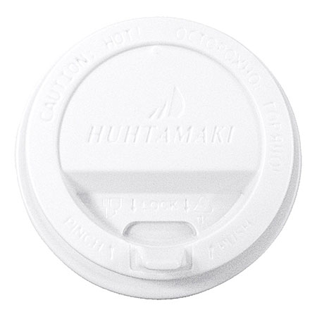 Крышка пластиковая для стакана Rioba 200мл*100шт