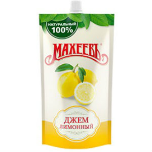 "Джем Махеевъ ""Лимонный"" 300 гр."