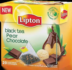 Чай Липтон Груша Шоколад