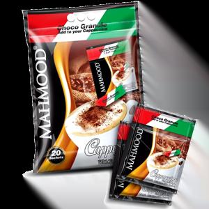 Кофе Махмуд капучино с шоколадными гранулами 3в1