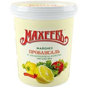 """Майонез Махеевъ """"Провансаль с лимонным соком"""" 800 гр. ведро"""