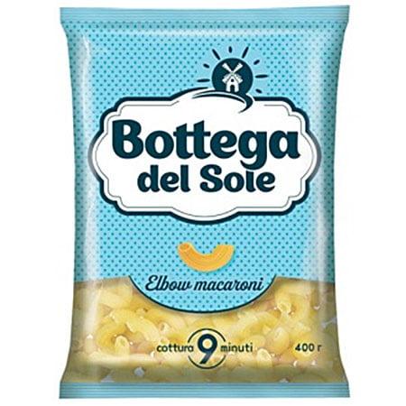 Макароны Bottega del Sole Рожки 400г