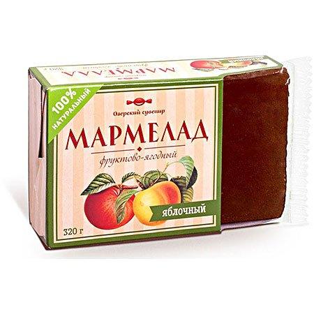 Мармелад желейный фруктовый Яблоко 320 г.