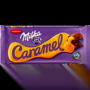Шоколад Милка Карамель