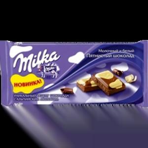 Шоколад Милка Молочно-белый