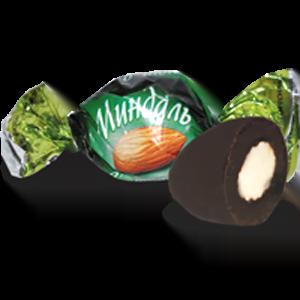 Конфеты Вкусладости Миндаль в шоколаде, 1кг