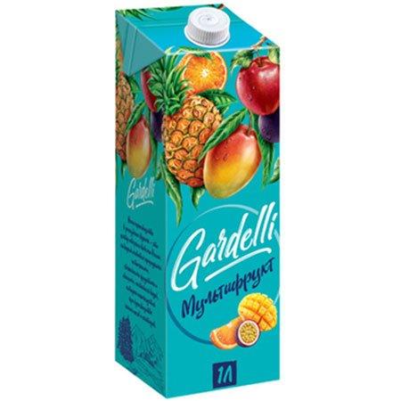 Нектар «Gardelli» Мультифрукт 1л.