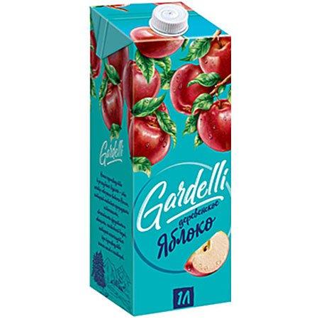 Нектар «Gardelli» Деревенское яблоко 1л.