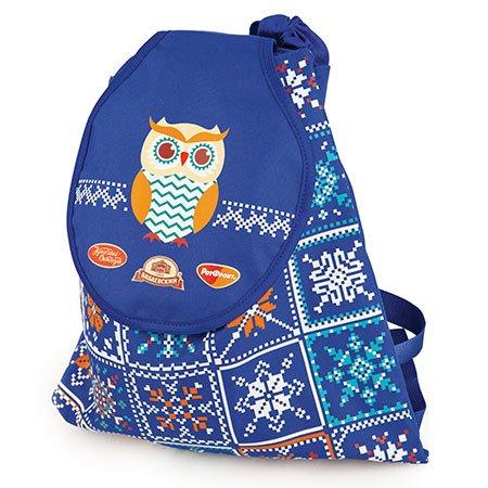 Новогодний подарок Чемпион (рюкзачок) 1000 гр
