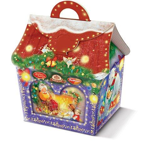 Новогодний подарок У камина 1000 гр