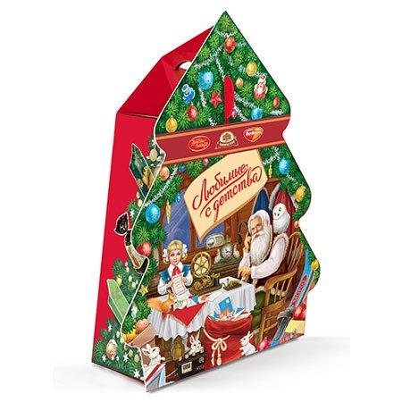 Новогодний подарок Новогодняя сказка 500 гр