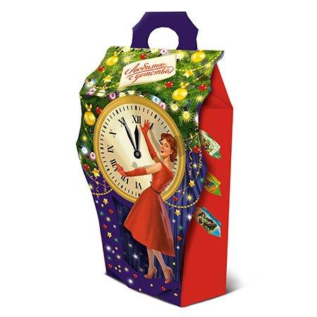 Новогодний подарок Зимняя свежесть 550 гр