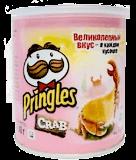 Принглс Чипсы Краб, 40гр.