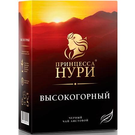 Чай Принцесса Нури Высокогорный листовой 250 гр