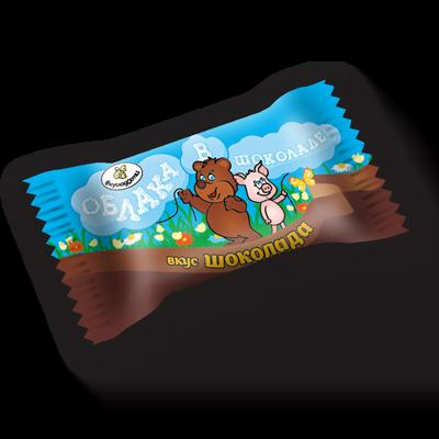 """Конфеты Вкусладости """"Облака в шоколаде"""" шоколад, 1кг"""