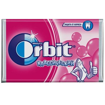 Жевательная резинка Орбит детсткий классический 11,5г.