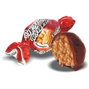 Конфеты Вкусладости Ореховый коктейль, 1кг