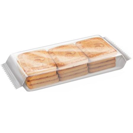 Печенье «Зебра» с топленым молоком, 170 г.