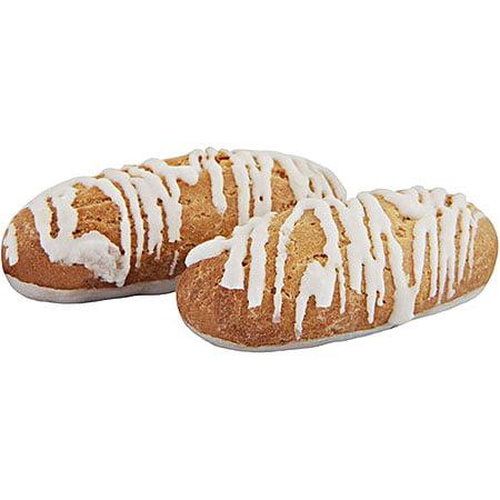 Печенье из заварного теста «Заварики» в белой глазури 1,5 кг.