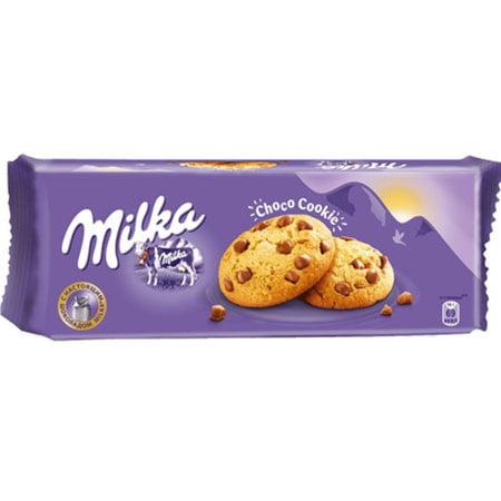 Печенье Милка с кусочками шоколада, Чехия, 168г.
