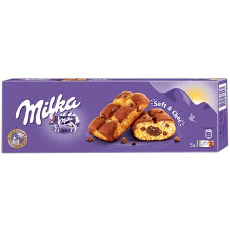 Пирожное Милка с шоколадной начинкой, Чехия, 175г.