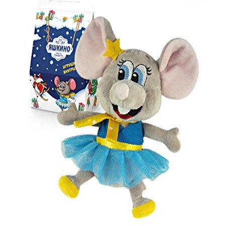 Новогодний подарок «Мышка Ями», 760 г