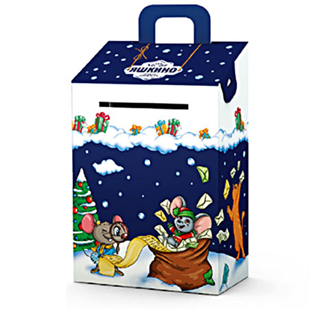 Новогодний подарок «Почта Деда Мороза», 1,3 кг
