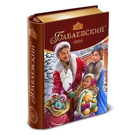 Новогодний подарок Бабаевский Подарочное издание 256 гр