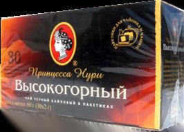 Чай Принцесса Нури Высокогорный 30п.