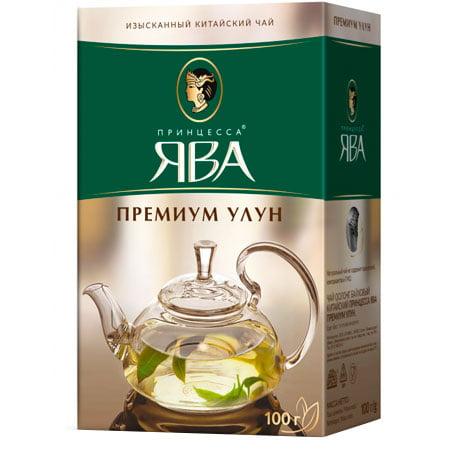 Чай Принцесса Ява Премиум Улун листовой 100 гр