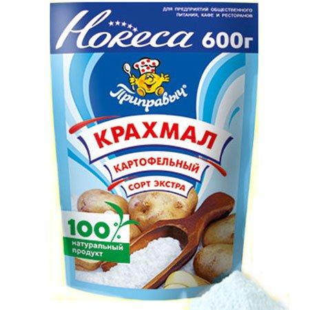 Приправыч Хорека Крахмал картофельный сорт экстра 600 г.