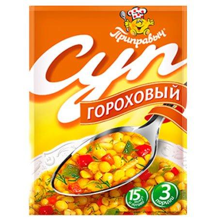 Приправыч Суп Гороховый 60г.