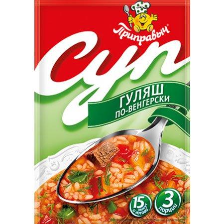 Приправыч Суп Гуляш по-Венгерски 70г.