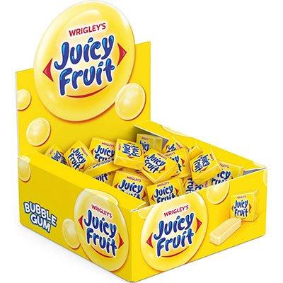 Жевательная резинка Juicy Fruit (Джуси фрут), 100 шт.