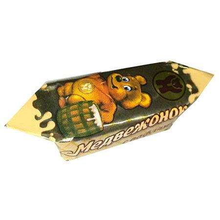Конфеты «Медвежонок с вафлями» фасованные ШФН 250 гр.