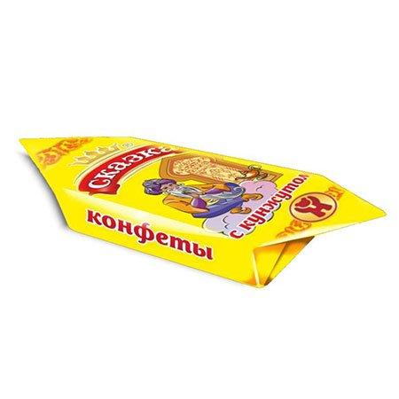 Конфеты «Сказка с кунжутом» весовые ШФН 1 кг.