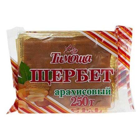 """Щербет """"Тимоша"""" Арахисовый, 250гр"""
